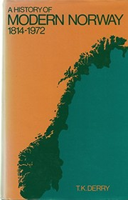 A History of modern Norway, 1814-1972
