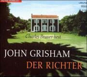 Cover of: Der Richter. 5 CDs