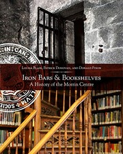Cover of: Iron Bars And Bookshelves