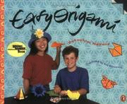 Cover of: Easy Origami | Dokhohtei Nakano