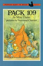 Cover of: Pack 109