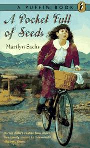 Cover of: A pocket full of seeds