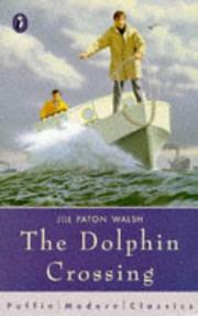 Cover of: The Dolphin crossing