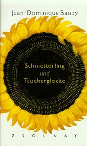 Cover of: Schmetterling und Taucherglocke