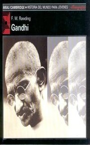 Cover of: Gandhi | F. W. Rawding