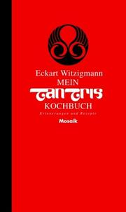 Cover of: Mein Tantris-Kochbuch