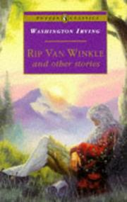 Cover of: Rip Van Winkle and Other Stories