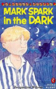 Cover of: Mark Spark in the Dark