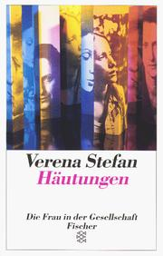 Cover of: Hautungen