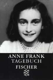 Cover of: Anne Frank Tagebuch by