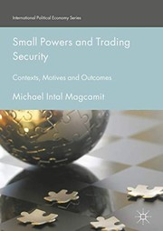 Cover of: Small Powers and Trading Security | Michael Intal Magcamit