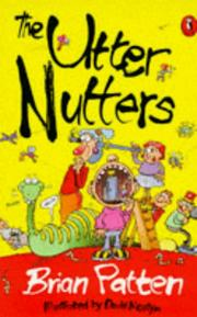 Cover of: Utters Nutters