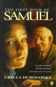 Cover of: The First Book of Samuel