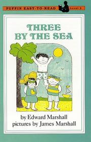 Cover of: Three by the Sea | Edward Marshall