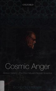 Cover of: Cosmic anger | Gordon Fraser