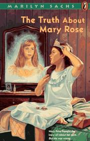 Cover of: The truth about Mary Rose