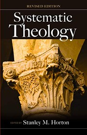Cover of: Systematic Theology | Stanley Horton