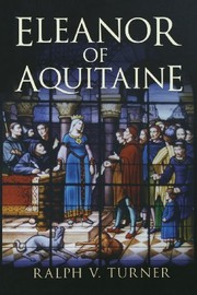 Cover of: Eleanor of Aquitaine | Ralph V. Turner