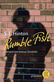 Rumble fish february 1 2003 edition open library for Rumble fish novel