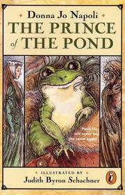Cover of: The prince of the pond: otherwise known as De Fawg Pin