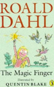 Cover of: The Magic Finger of Dahl