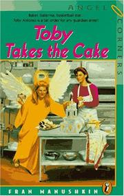 Cover of: Toby takes the cake