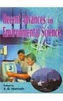 Cover of: Recent Advances in Environmental Science | K.G. Hiremath