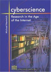 Cover of: Cyberscience | Michael Nentwich