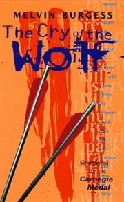 Cover of: The Cry of the Wolf