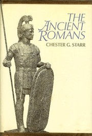 Cover of: The ancient Romans | Chester G. Starr
