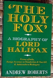 Cover of: The Holy Fox | Andrew Roberts