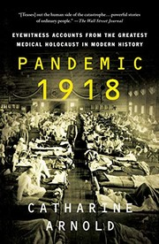 Cover of: Pandemic 1918 | Catharine Arnold