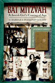 Cover of: Bat Mitzvah | Barbara Diamond Goldin, Erika Weihs