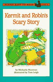 Cover of: Kermit and Robin's scary story
