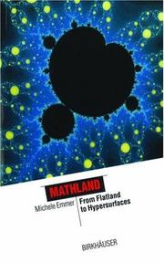 Cover of: Mathland | Michele Emmer