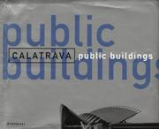 Cover of: Calatrava