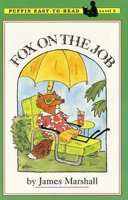 Cover of: Fox on the Job | James Marshall