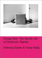 Cover of: Design noir |