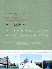Cover of: Urban Landscape Switzerland | Joel Tettamanti