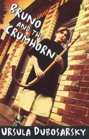 Cover of: Bruno and the Crumhorn