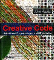Cover of: Creative Code