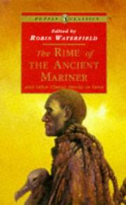 Cover of: The Rime of the Ancient Mariner | Various