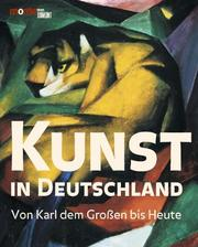Cover of: Kunst in Deutschland