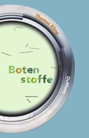Cover of: Botenstoffe