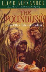 Cover of: The foundling and other tales of Prydain