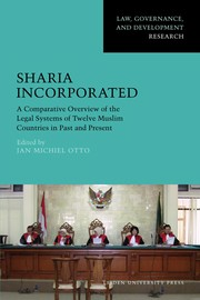 Cover of: Sharia incorporated | Jan Michiel Otto
