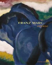 Cover of: Franz Marc, Pferde