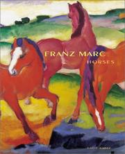 Cover of: Franz Marc, horses