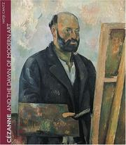 Cover of: Cezanne And The Dawn Of Modern Art | Peter Kropmanns