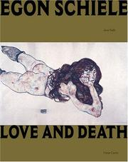 Cover of: Egon Schiele | Edwin Becker